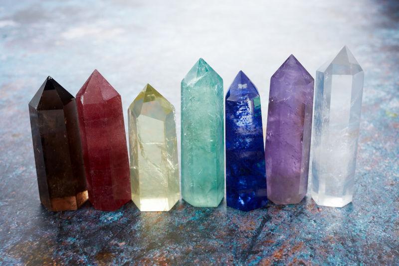 Pietre Chakra o Cristalli di guarigione