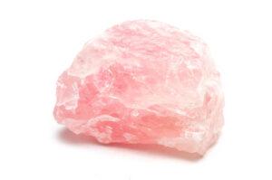 Quarzo Rosa - Una delle Pietre del 4° Chakra