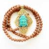 Mala Rudraksha Buddha oro