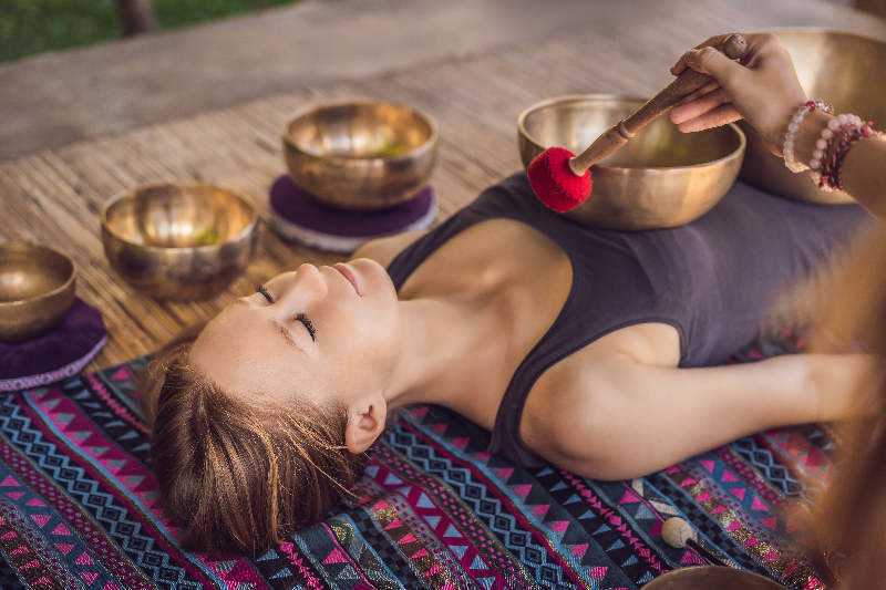 La meditazione sonora