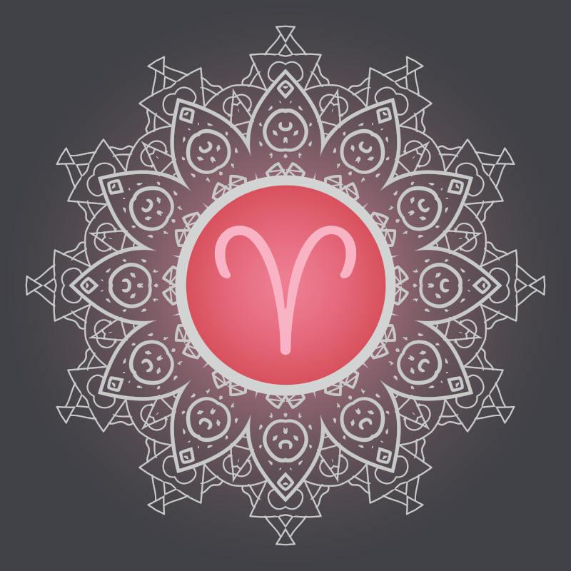 Simbolo del segno dell'Ariete