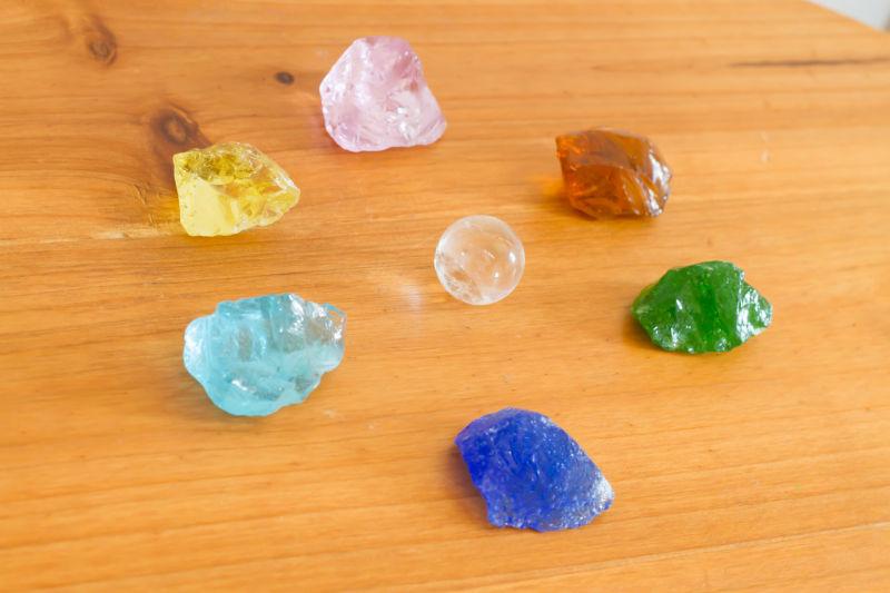 Pietre curative e cristalli